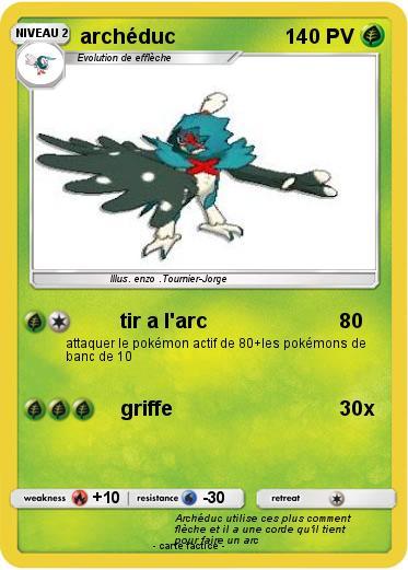 Pokemon Archeduc 23
