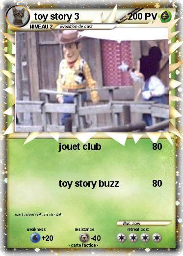 pok mon toy story 3 9 9 jouet club ma carte pok mon. Black Bedroom Furniture Sets. Home Design Ideas