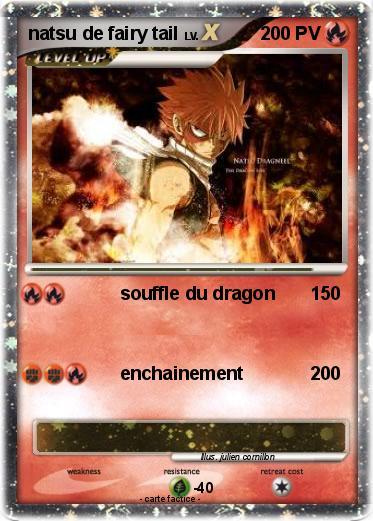 Pokemon Natsu De Fairy Tail 2