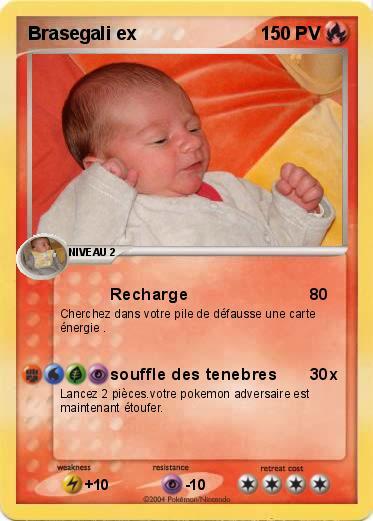 Pok mon brasegali ex 4 4 recharge ma carte pok mon - Coloriage pokemon brasegali ...