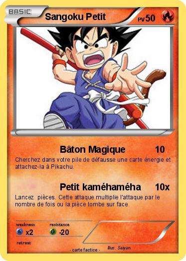 Pok mon sangoku petit 37 37 b ton magique ma carte pok mon - Petit sangoku ...