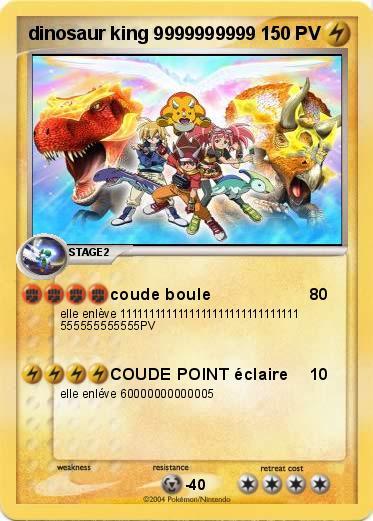 Coloriage Dinosaure King Terry.Pokemon Dinosaur King 9999999999