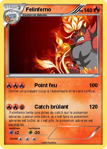 Pokemon Felinferno 7