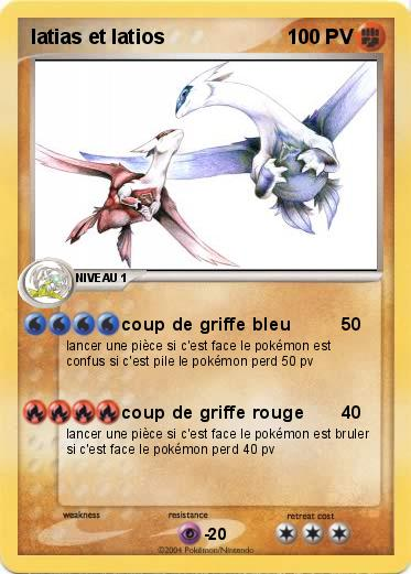 Pokemon latias et latios 13