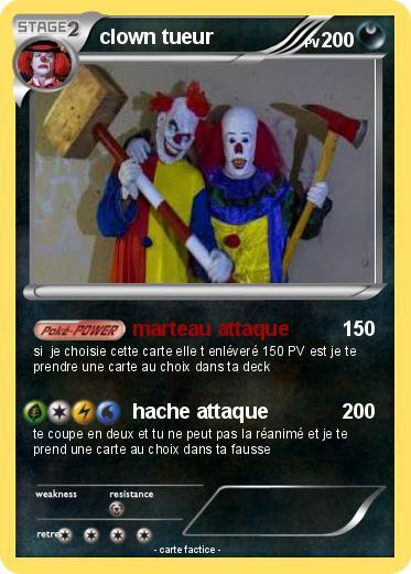 Pokemon Clown Tueur 9