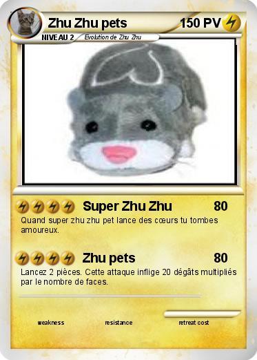Zhu Zhu Pet gris et blanc dans Carte Pokemon en autres personnages IMHVSNa507kC