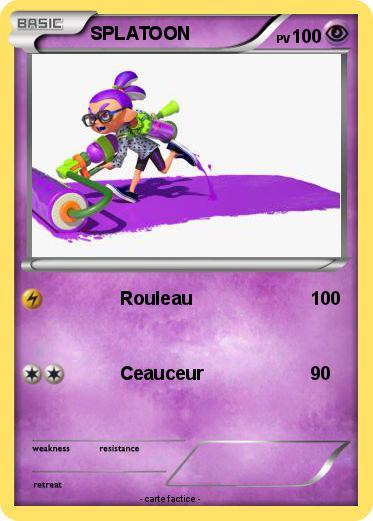 Pokemon Splatoon 26