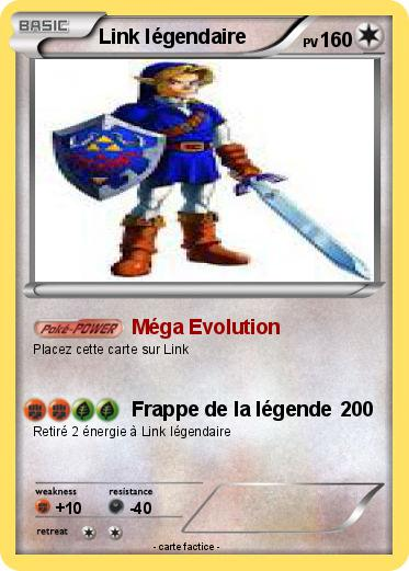 Pokemon Link Legendaire