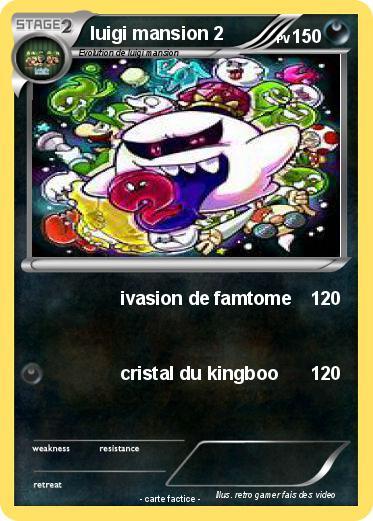 Coloriage Luigi Mansion 2.Pokemon Luigi Mansion 2 2