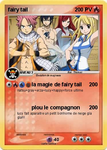 Pokemon Fairy Tail 54