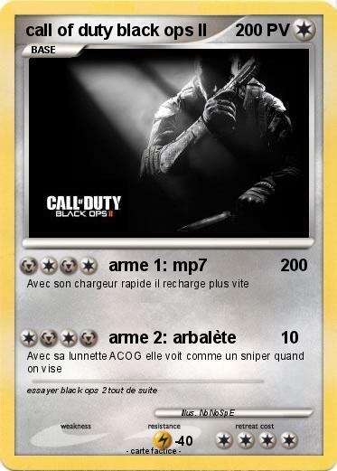 Pokemon Call Of Duty Black Ops Ii 3