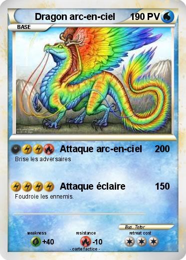 Pok mon dragon arc en ciel 23 23 attaque arc en ciel - Dragon arc en ciel ...
