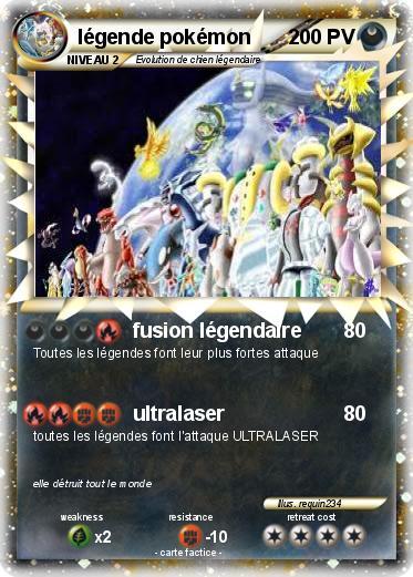 Carte pokemon a imprimer legendaire - Imprimer cartes pokemon ...