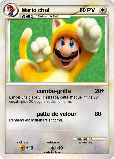 Pokemon Mario Chat 8