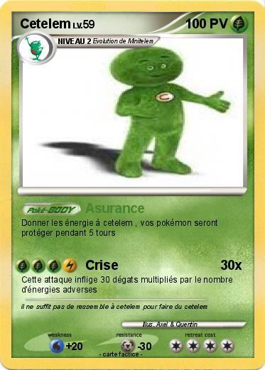 Pok mon cetelem 6 6 asurance ma carte pok mon - Cetelem fr carte aurore ...