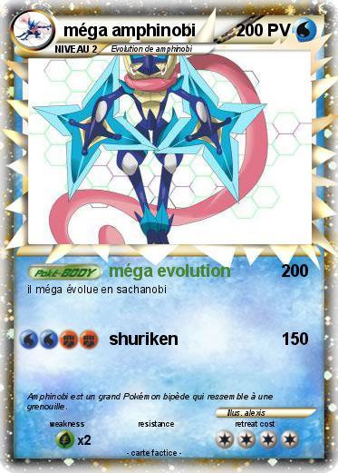Pokemon Mega Amphinobi 9