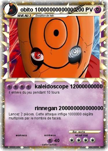 Pok mon obito 10000000000000 10000000000000 kaleidoscope - Rikudo a imprimer ...