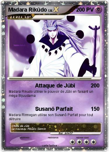 Pok mon madara rikudo 4 4 attaque de j bi ma carte pok mon - Rikudo a imprimer ...