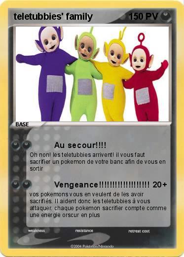 Teletubbies  dans Carte Pokemon en autres personnages bt7s6VFVg7P