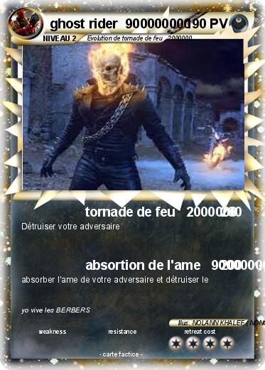 Pok mon ghost rider 900000000 900000000 tornade de feu - Dessin de ghost rider ...