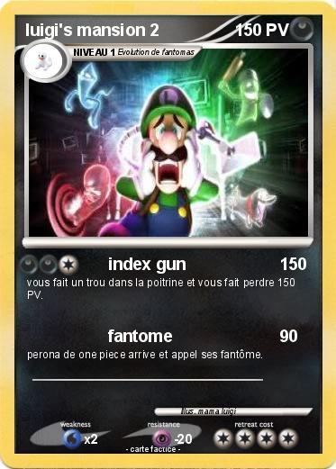 Pokemon Luigi S Mansion 2 2