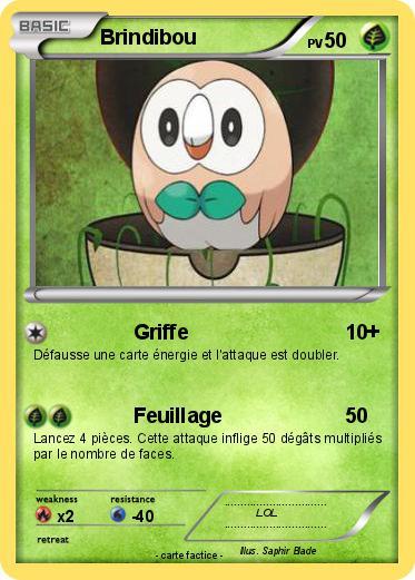 Pokemon Brindibou