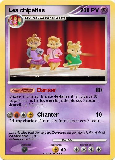 Pokemon Les Chipettes 3