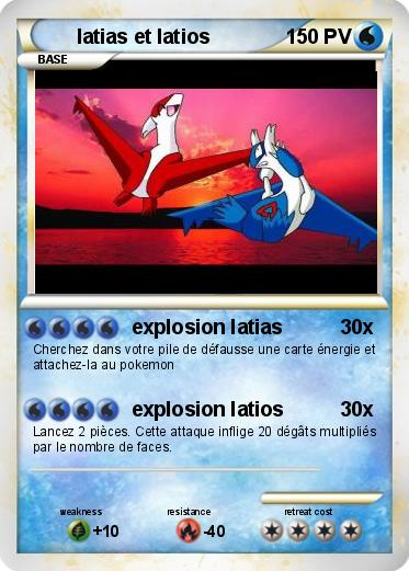 Pokemon latias et latios 47