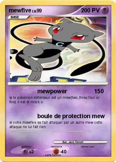 Pokemon Mewseven Pokemon Images | Pokemon Images