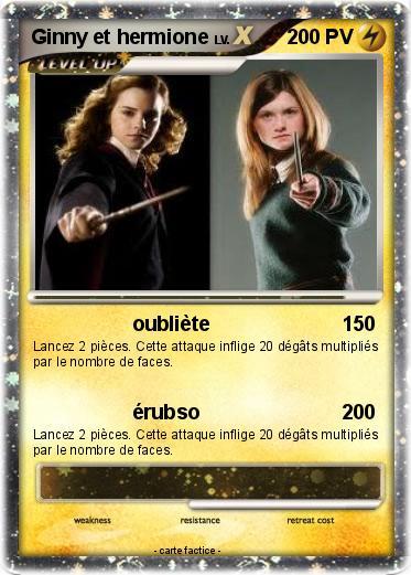 Coloriage Hermione Et Ginny.Pokemon Ginny Et Hermione