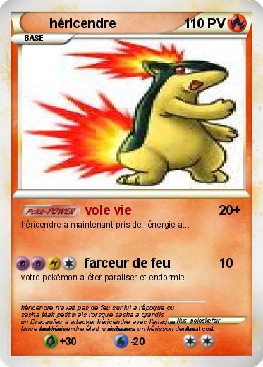 Pokemon Hericendre 32