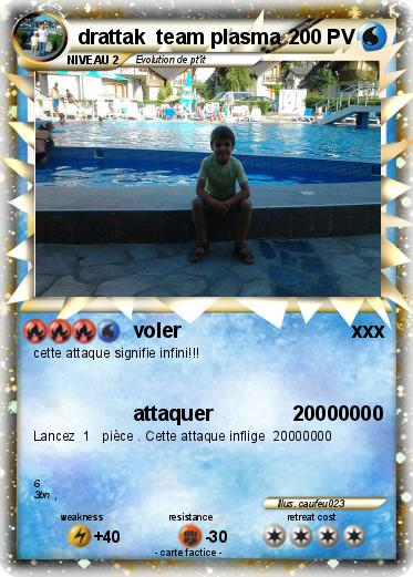 Pok mon drattak team plasma voler xxx ma carte pok mon - Carte pokemon team plasma ...