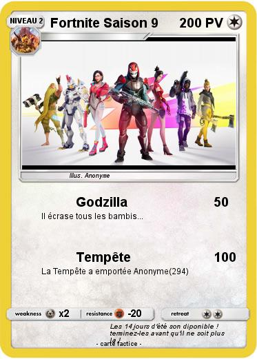 Pokemon Fortnite Saison 9 1