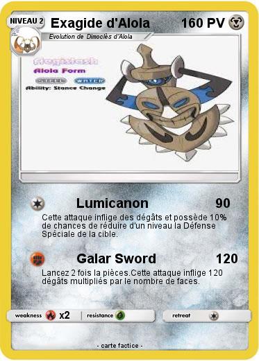 Pokemon Exagide D Alola