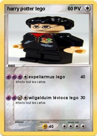 Pokemon Harry Potter Lego 1
