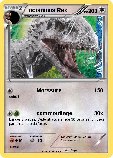 Pokemon Indominus Rex 51