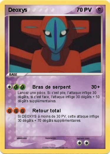 Pokemon Deoxys 68