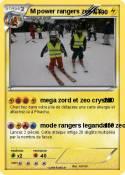M power rangers
