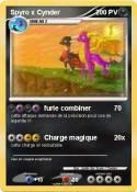 Spyro x Cynder