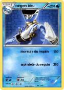 rangers bleu