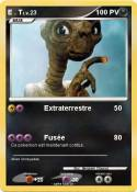 E . T