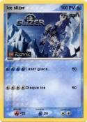 Ice slizer