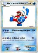 Mario tortue