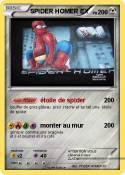 SPIDER HOMER EX