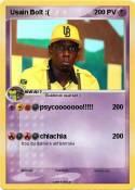 Usain Bolt :(