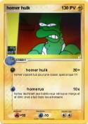 homer hulk