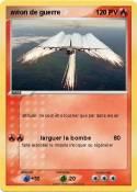 Pok mon vieux avion de guerre 1 1 recharge ma carte - Dessin porte avion ...