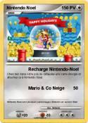 Nintendo Noel