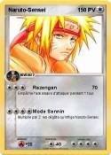 Naruto-Sensei