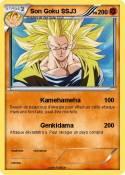 Son Goku SSJ3